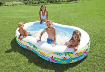 Top 5 Best Inflatable Pools For Adults 2020 Review