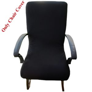 Loghot-Computer-Office-Spandex-Fabric-Stretch Rotating Chair Covers
