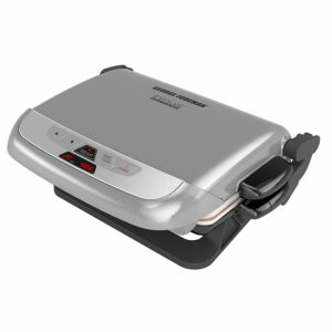 George Foreman GRP4842P with ceramic grill plates