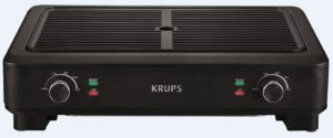 KRUPS PG760851 Electric indoor grill