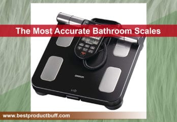 Top 5 The Most Accurate Bathroom Scales 2020 Review