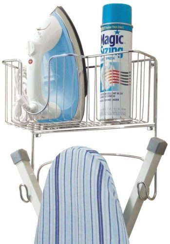 Best ironing board hook for small spaces