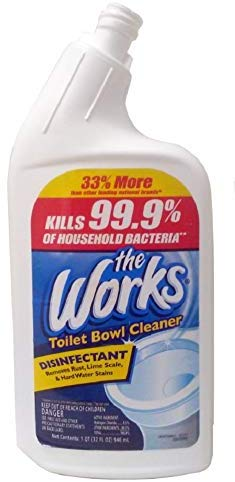 The best bowl cleaner to disinfect and deodorize