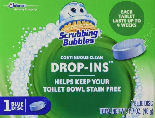 #8. Vanish-Scrubbing-Bubbles-Drop-Ins, Best ring remover with the freshest smell