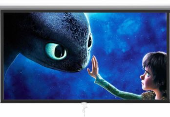 Top 10 Best Outdoor Pull-down Projector-Screen 2020 Review