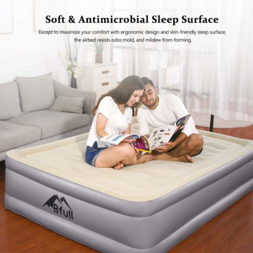 BFULL air mattress,The best comfortable air mattress for everyday use