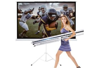 Top 10 Best Outdoor Retractable-Projector Screens 2020 Review