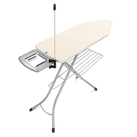 Brabantia-Super-Stable-XL,Best extra-wide ironing board for right and left-handed individuals
