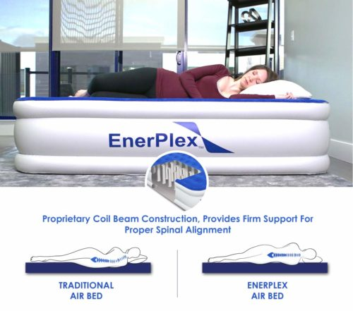 EnerPlex Premium 2020 air mattress, The best fantastic air mattress for everyday use