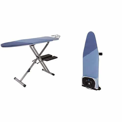 Household-Essentials-Fold-Away, Best extra-wide ironing board for convenience