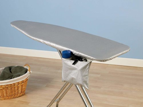 Best padded ironing board cover for comfort and smooth ironing