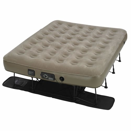 The best air mattress with inbuilt pump for long term use