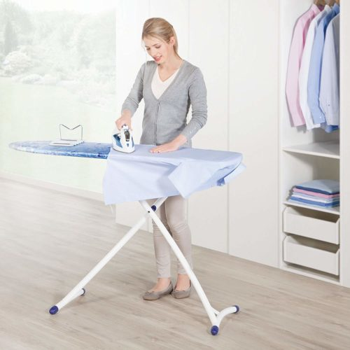 Leifheit AirBoard, Best extra-wide ironing board for faster ironing