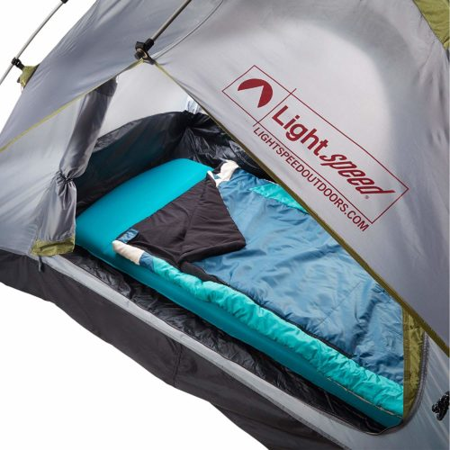 Lightspeed Outdoors Air Mattress, The best odorless air mattress for camping