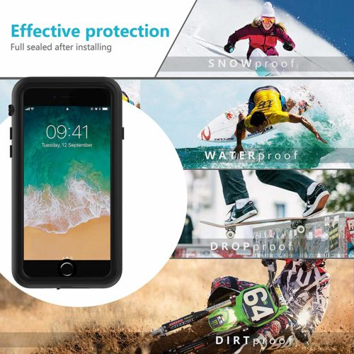 ORDTBY iPhone 7 Waterproof Case, The best ready waterproof phone case for iPhone 7