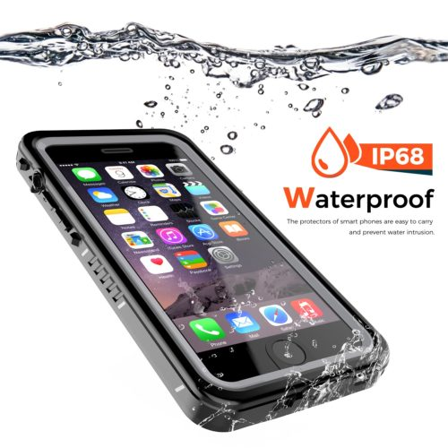 #2. OTBBA Phone 8 Waterproof Case, The best classic waterproof phone cases for iPhone 8