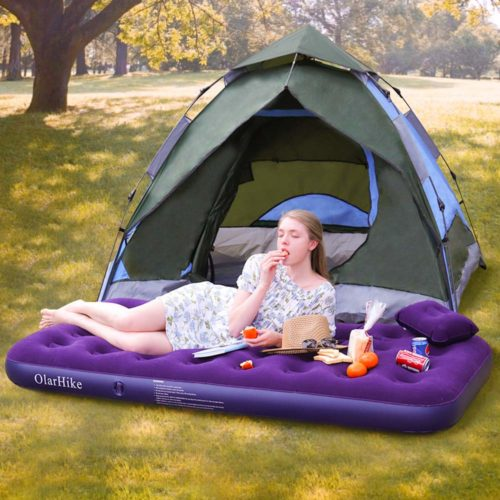 The best air mattress for long term use in car