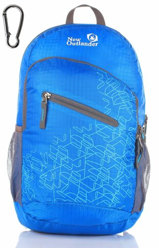 The best women's cute sizable waterproof backpack for travel
