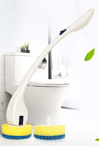 SNOOKER Disposable, Best disposable toilet bowl brush for daily use