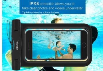 Top 10 Best Waterproof Phone Cases For Swimming Review in 2020
