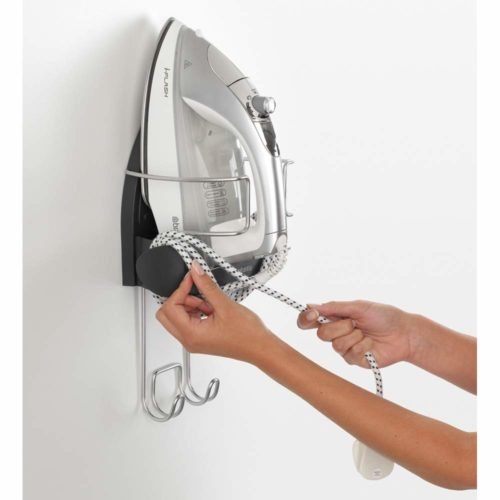 #9.Brabantia Wall-Mounted Rest, Best for safety