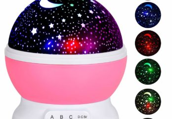 Top 10 Best Moon and Stars Night Light Projector 2020 Review