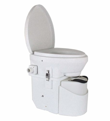 #2. Nature's-Head-Self-Contained, Best luxury composting toilet harsh environments