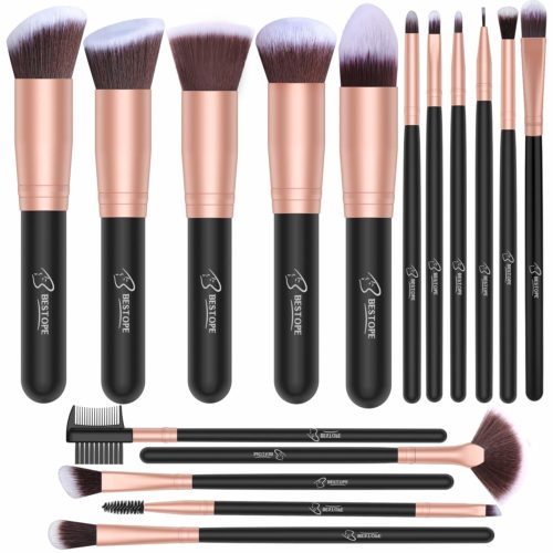 Best foundation makeup brush for best grip control