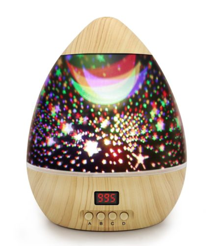 Best moon and star night light projector for crystal clear projection