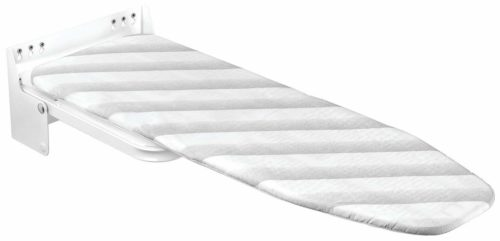 Hafele-Wall-Mounted-Ironing-Board, Best wall-mounted ironing board for both left and right-handed users