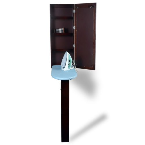 Best ironing board cabinet for small spaces