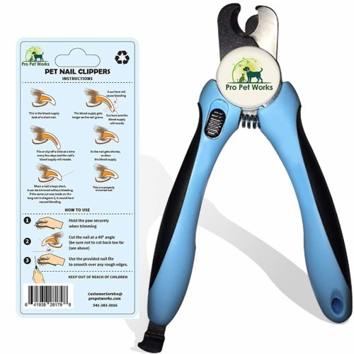 Best dog nail clipper for all breeds
