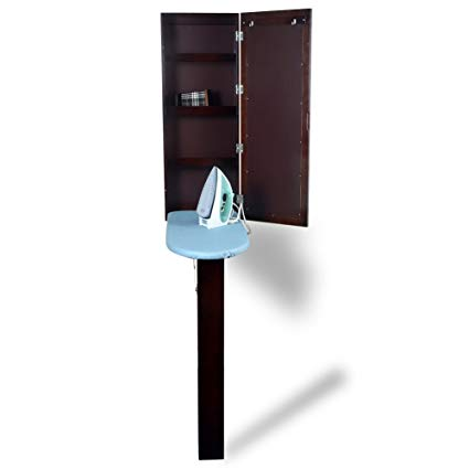 Best wall-mounting ironing board for multi-functionality