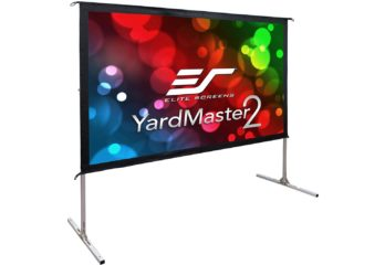 Top 10 Best Large Projector Screen with Stand 2020 Review
