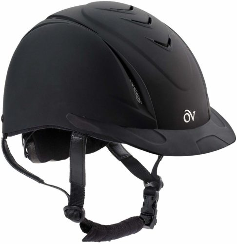 Ovation Deluxe, The best all-aged riding helmet