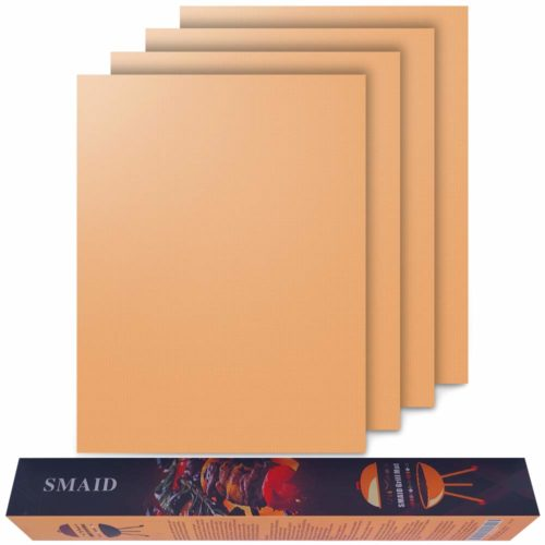 Smaid - Copper Grill Mat -The best copper grill mat for the style