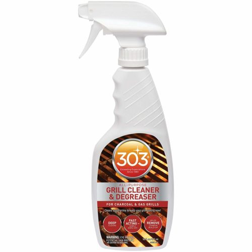 The best natural grill cleaner  for intense stains