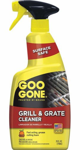 Goo Gone Grill Cleaner,The best exterior grill cleaner for ecologically disapproved customers