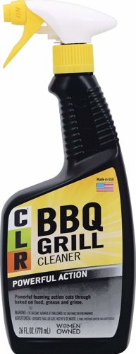 CLR PB-BBQ-26 Grill Cleaner,The best exterior grill cleaner for all kinds