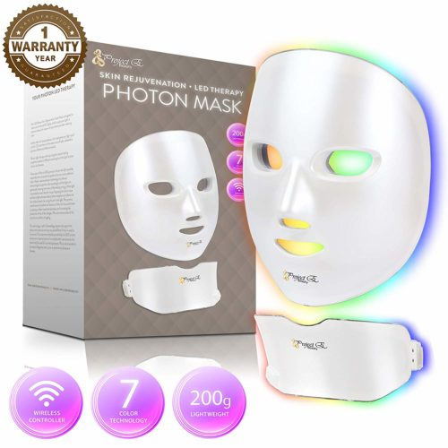 #3. Project E Beauty Rejuvenation Therapy Wireless - Comes with a neck photon
