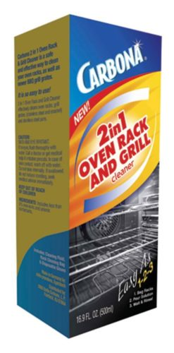 The best effective carbona grill cleaner
