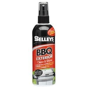 EVOLVE COMPOSITES grill cleaner, The best exterior grill cleaner for larger units