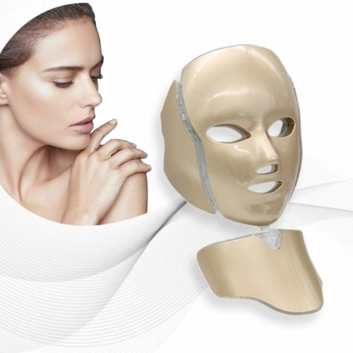 #7. Light therapy Electrotherapy Rejuvenation Clinically-Aesthetic - Best for solving stubborn skin issues