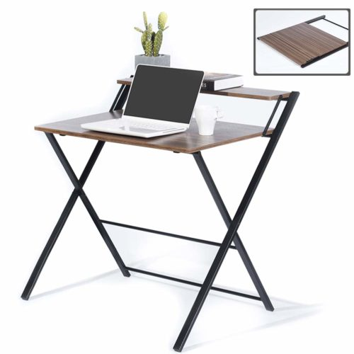 GreenForest-Computer Assembly-Required-Espresso, Best for beautifying your workplace