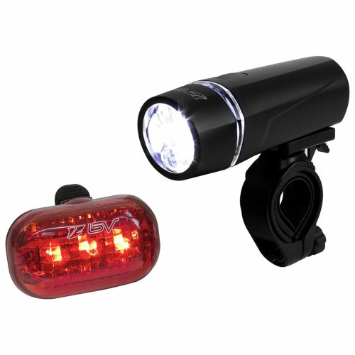 BV-Bicycle Headlight Taillight - Comes with rubber-sizing shims