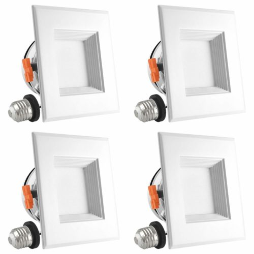 Luxrite Recessed-Equivalent - Has reliable lighting