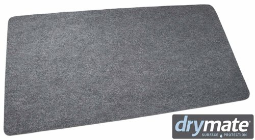 Drymate Gas Grill Mat - The best large grill mat for the family