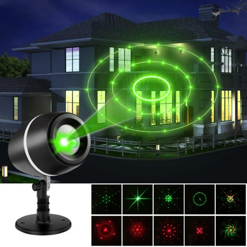 LESHP outdoor laser lights for trees,The best faultless outdoor laser lights for trees