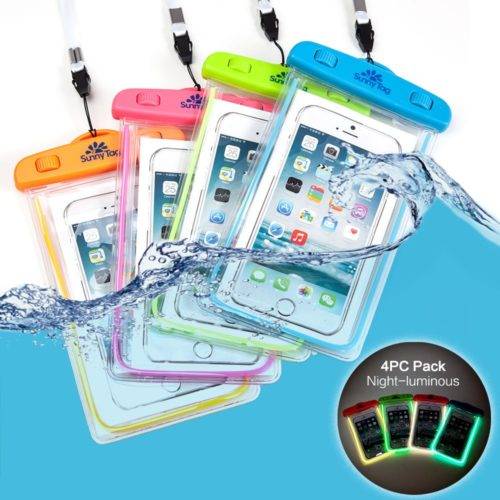 Sunny Tag life proof waterproof phone case - The best life proof waterproof phone case for underwater activities