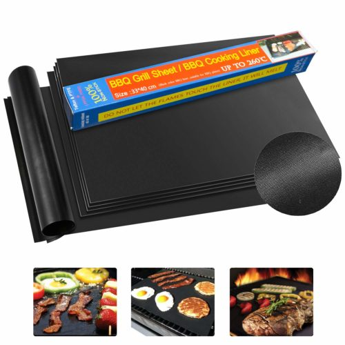 KITMA Grill Mat - The most ideal grill mat for concrete patio
